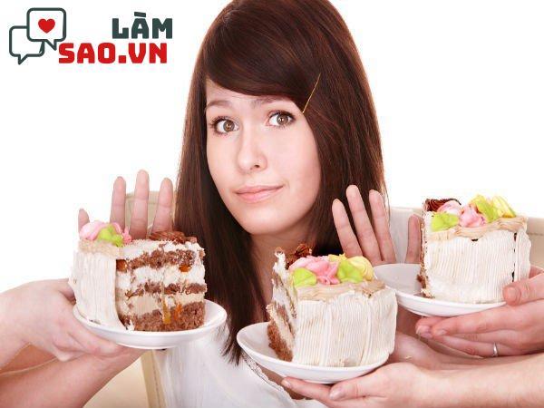 Hạn chế thức ăn ngọt