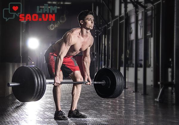 Tăng cường tập luyện các bài tập deadlift