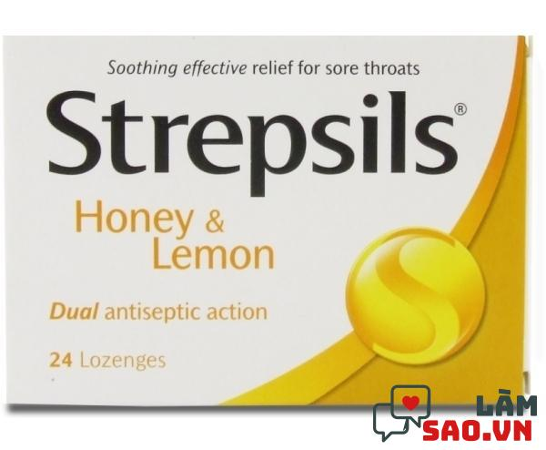 Kẹo Strepsils