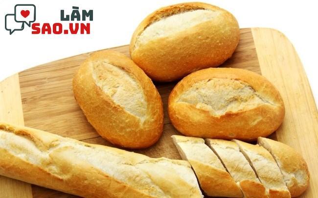 Mẩu bánh mì