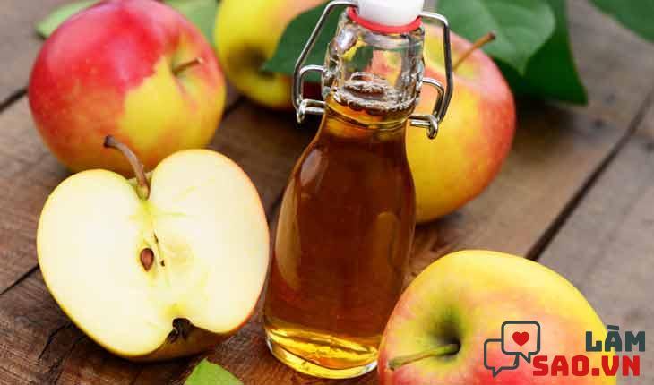 Rượu giấm táo