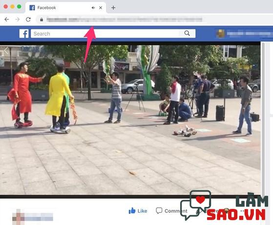 Video trên Facebook