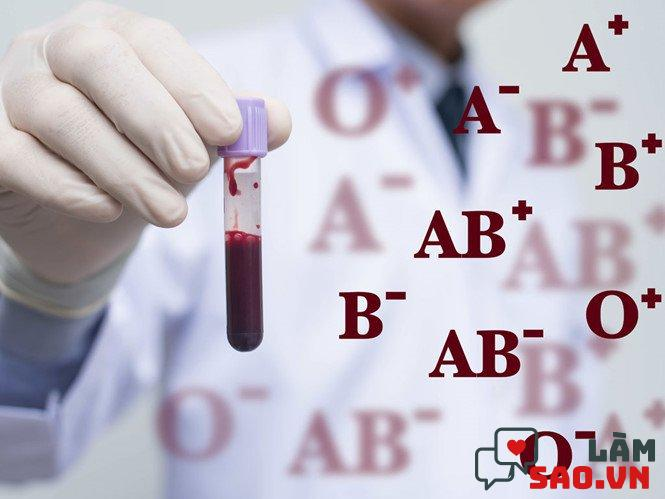 Bạn có thể xác định nhóm máu của mình thông qua các xét nghiệm tại cơ sở y tế