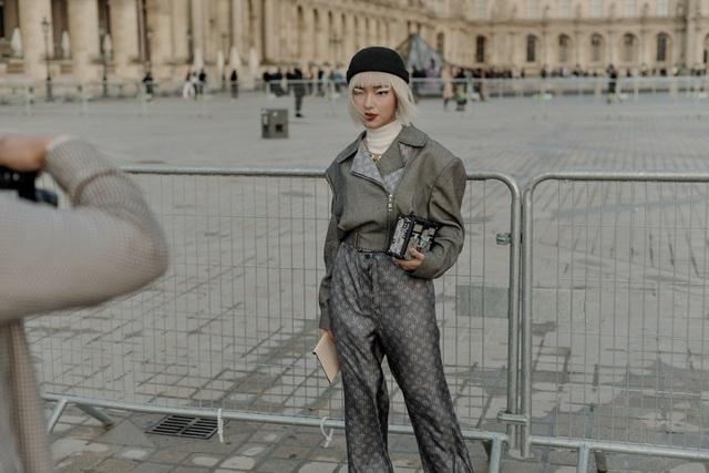 Châu Bùi- Gưỡng mặt nổi tiếng trong giới thời trang
