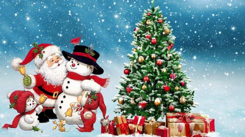 """Ý nghĩa của cụm từ """"Merry Christmas"""" là gì?"""