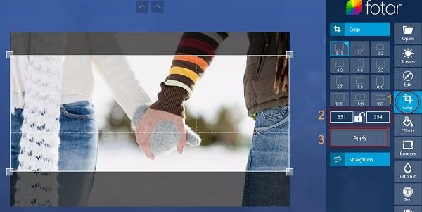 Phần mềm chỉnh sửa ảnh miễn phí Fotor