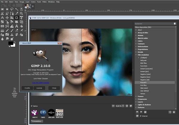 Phần mềm chỉnh sửa ảnh miễn phí GIMP