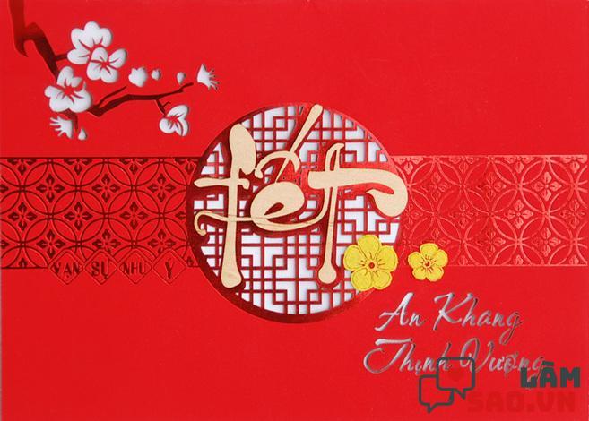 An khang thịnh vượng - Lời chúc ngày đầu xuân năm mới mọi người dành tặng nhau