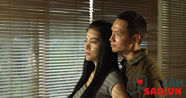 """Bộ phim """"Hương Ga"""" đóng cùng Trương Ngọc Ánh đã đưa tên tuổi của Kim Lý được nhiều người biết đến"""