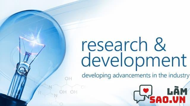 Bộ phận R&D sẽ là tiền đề kiến tạo bước phát triển cho doanh nghiệp