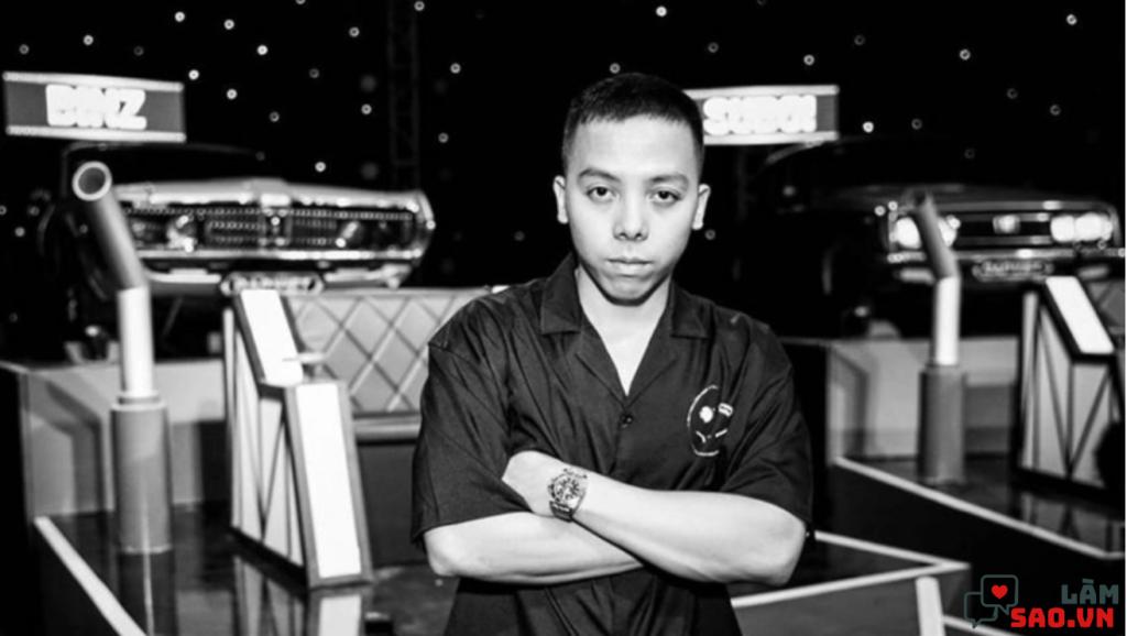 Niềm đam mê âm nhạc và quyết tâm học hỏi DJ Hoàng Touliver đã đạt được nhiều thành công