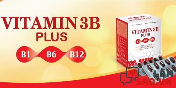 Thuốc vitamin 3B được điều chế thành dạng viên nén cần sử dụng đúng liều lượng