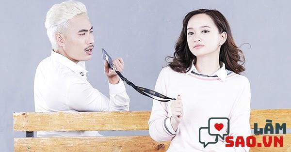 """Cô trở lên nổi tiếng khi đóng cặp với nam diễn viên Kiều Minh Tuấn trong phim """"Em chưa 18""""."""
